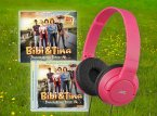 Bibi & Tina - Tohuwabohu Total Audio-Set (Stereo-Kopfhörer inkl. Soundtrack & Hörspiel) Pink