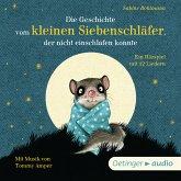 Die Geschichte vom kleinen Siebenschläfer, der nicht einschlafen konnte (MP3-Download)