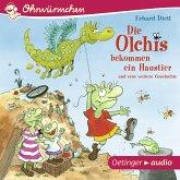 Ohrwürmchen. Die Olchis bekommen ein Haustier und eine weitere Geschichte (MP3-Download)