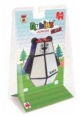 Jumbo 12162 - Rubik's Junior Bear, Kinder-Zauberwürfel, Zauber-Bär, Denkspiel