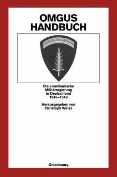 OMGUS-Handbuch (eBook, PDF)
