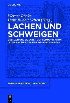 Lachen und Schweigen (eBook, ePUB)