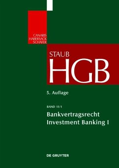 Bankvertragsrecht (eBook, ePUB) - Grundmann, Stefan
