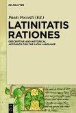 LATINITATIS RATIONES (eBook, ePUB)