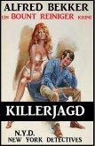 Bount Reiniger - Killerjagd: N.Y.D. - New York Detectives (eBook, ePUB)
