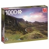 Trotternish Ridge, Schottland (Puzzle)
