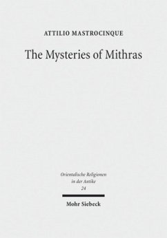 The Mysteries of Mithras - Mastrocinque, Attilio
