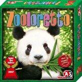 Abacus ABA03171 - Zooloretto Löwenedition, Familienspiel