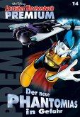 Der neue Phantomias in Gefahr / Lustiges Taschenbuch Premium Bd.14