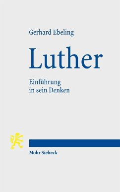 Luther - Ebeling, Gerhard