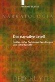 Das narrative Urteil (eBook, PDF)