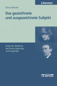 Das gezeichnete und ausgezeichnete Subjekt (eBook, PDF) - Süllwold, Erika
