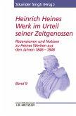 Heinrich Heines Werk im Urteil seiner Zeitgenossen (eBook, PDF)