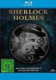 Sherlock Holmes: Im Zeichen der Vier & Der Hund von Baskerville BLU-RAY Box