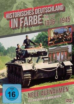 Historisches Deutschland in Farbe - 1936 - 1945 - 2 Disc DVD