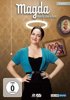 Magda macht das schon! - Staffel 1 (2 Discs)