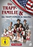 Die Trapp-Familie & Die Trapp Familie in Amerika - 2 Disc DVD