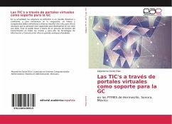 Las TIC's a través de portales virtuales como soporte para la GC