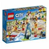 LEGO® City 60153 Stadtbewohner Ein Tag am Strand