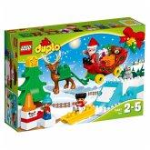 LEGO® DUPLO® 10837 Winterspaß mit dem Weihnachtsmann