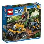 LEGO® City 60159 Mission mit dem Dschungel-Halbkettenfahrzeug