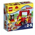 LEGO® DUPLO® Disney 10843 Mickys Rennwagen