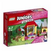 LEGO® Juniors 10738 Disney Princess Schneewittchens Waldhütte