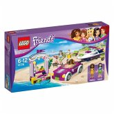 LEGO® Friends 41316 Andreas Rennboot Transporter