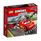 LEGO® Juniors Cars 10730 Lightning McQueens Beschleunigungsrampe