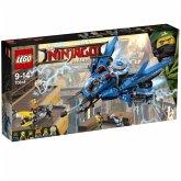 LEGO® NINJAGO 70614 Jay's Jet-Blitz