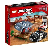 LEGO® Juniors Cars 10742 Rasante Trainingsrunden in der Teufelsschanze