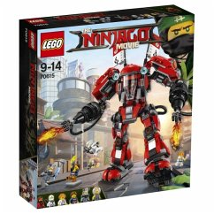 LEGO® NINJAGO 70615 Kai´s Feuer-Mech