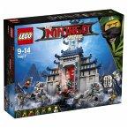 LEGO® NINJAGO 70617 Ultimativ ultimatives Tempel-Versteck