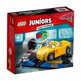 LEGO® Juniors Cars 10731 Cruz Ramirez Rennsimulator