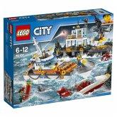 LEGO® City 60167 Küstenwachzentrum