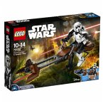 LEGO® Star Wars 75532 Scout Trooper & Speeder Bike