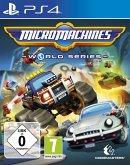 Micro Machines World Series (PlayStation 4)