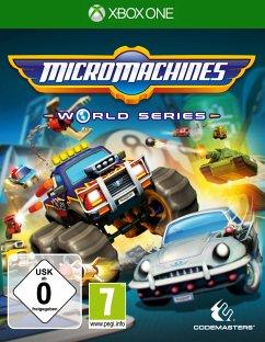 Micro Machines - World Series