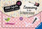 Lovesong in der Schülerband / 1000 Gefühle Bd.7 (eBook, ePUB)
