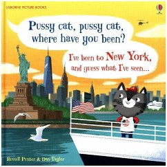 Pussy Cat, Pussy Cat, Where Have You Been? I've Been to New York and Guess What I've Seen... - Punter, Russell