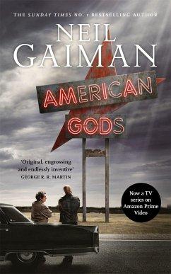 American Gods. TV Tie-In - Gaiman, Neil