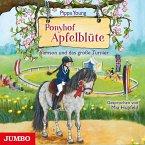 Samson und das große Turnier / Ponyhof Apfelblüte Bd.9 (1 Audio-CD)