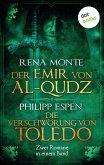 Der Emir von Al-Qudz & Die Verschwörung von Toledo (eBook, ePUB)