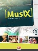 MusiX 1. Schülerband. Ausgabe C (Bayern Gym Lehrplan Plus)