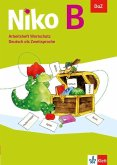 Niko B. DaZ - Deutsch als Zweitsprache. Arbeitsheft Wortschatz