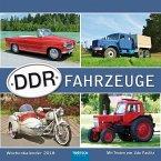DDR-Fahrzeuge 2018