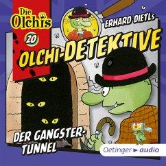 Olchi-Detektive 20 -Der Gangster-Tunnel (MP3-Download) - Dietl, Erhard
