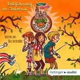 Entführung im Internat / Club der Heldinnen Bd.1 (MP3-Download)