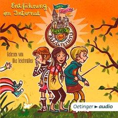 Entführung im Internat / Club der Heldinnen Bd.1 (MP3-Download) - Weger, Nina