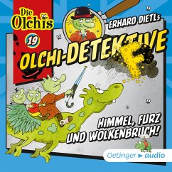 Olchi-Detektive 19 -Himmel, Furz und Wolkenbruch! (MP3-Download) - Dietl, Erhard